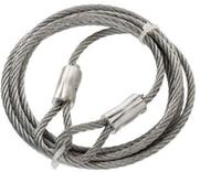 Sheet Metal Rope Anchorage (Thimble)